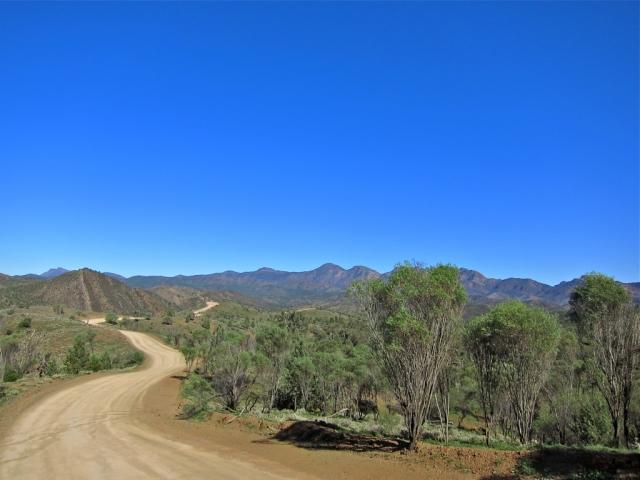 Flinders Ranges< South Australia. Photo: Bryan Clode.