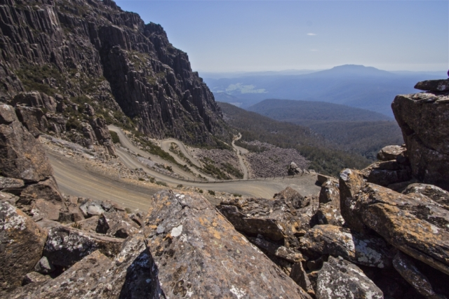 Rugged Tasmania. Photo: Bryan Clode.