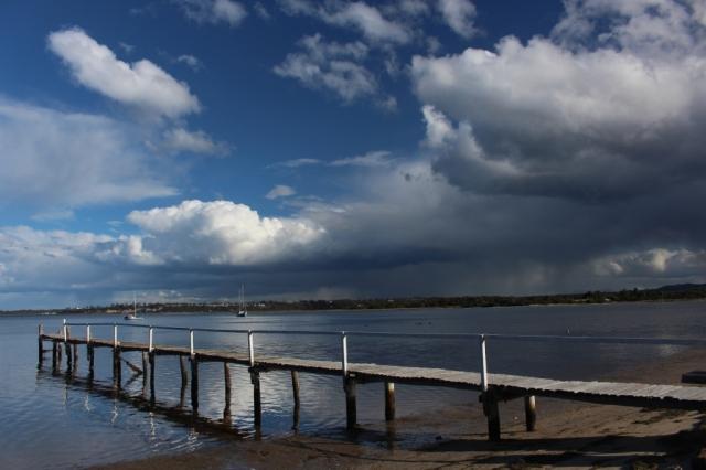 Jetty, Tasmania. Photo: Bryan clode.