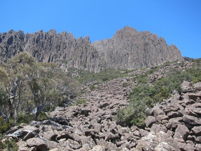 Rugged Tasmania. Photo: Bryan Clode.