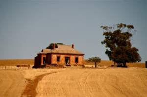 Farm house, South Australia. Photo: Bryan Clode.
