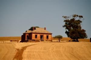 Farm house, South Australia. Photo: Bryan Clode.