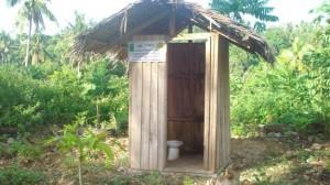 Arborloo in libertad, Mindanao, Philippines. Photo: Kalatas Media.