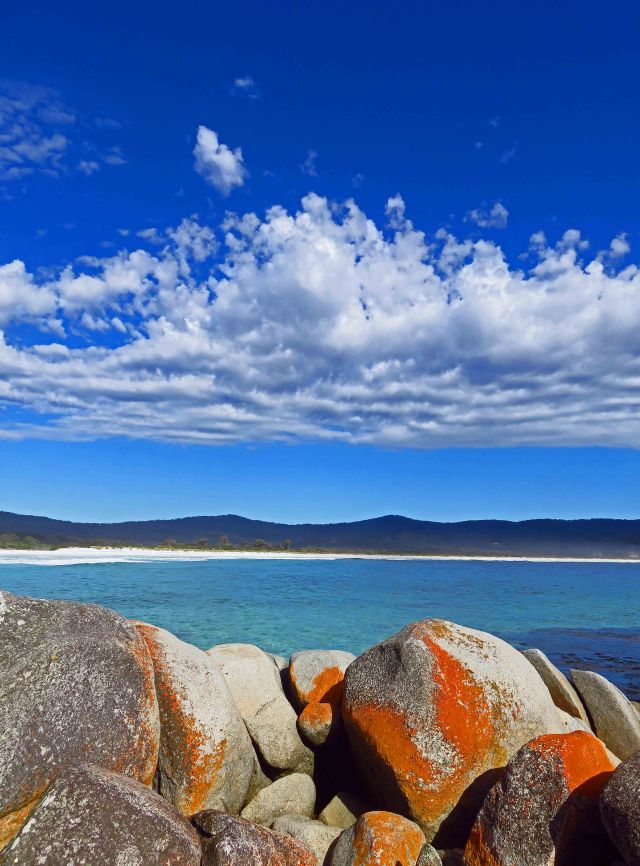 Binalong Bay. Photo: David Clode.
