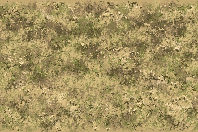 One of my camouflage designs which would work better in grassy woodlands in Africa in the dry season. BondCam Frontline M5 Semi-arid.