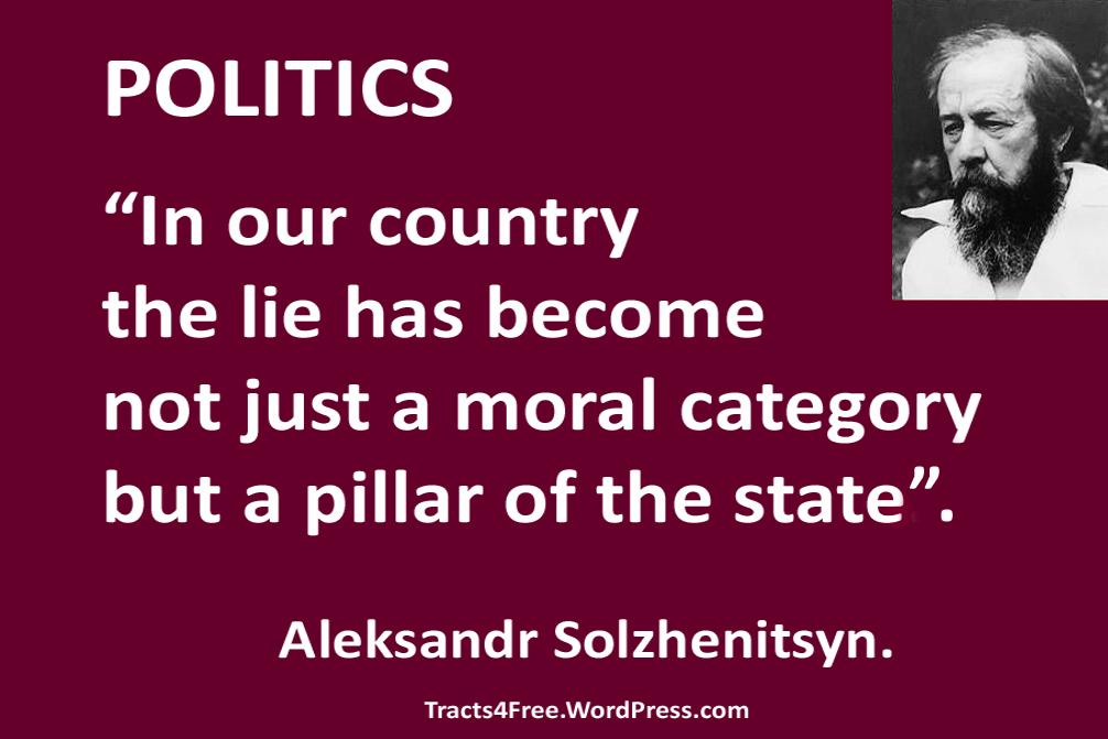 AleksandrSolzhenitsynLie