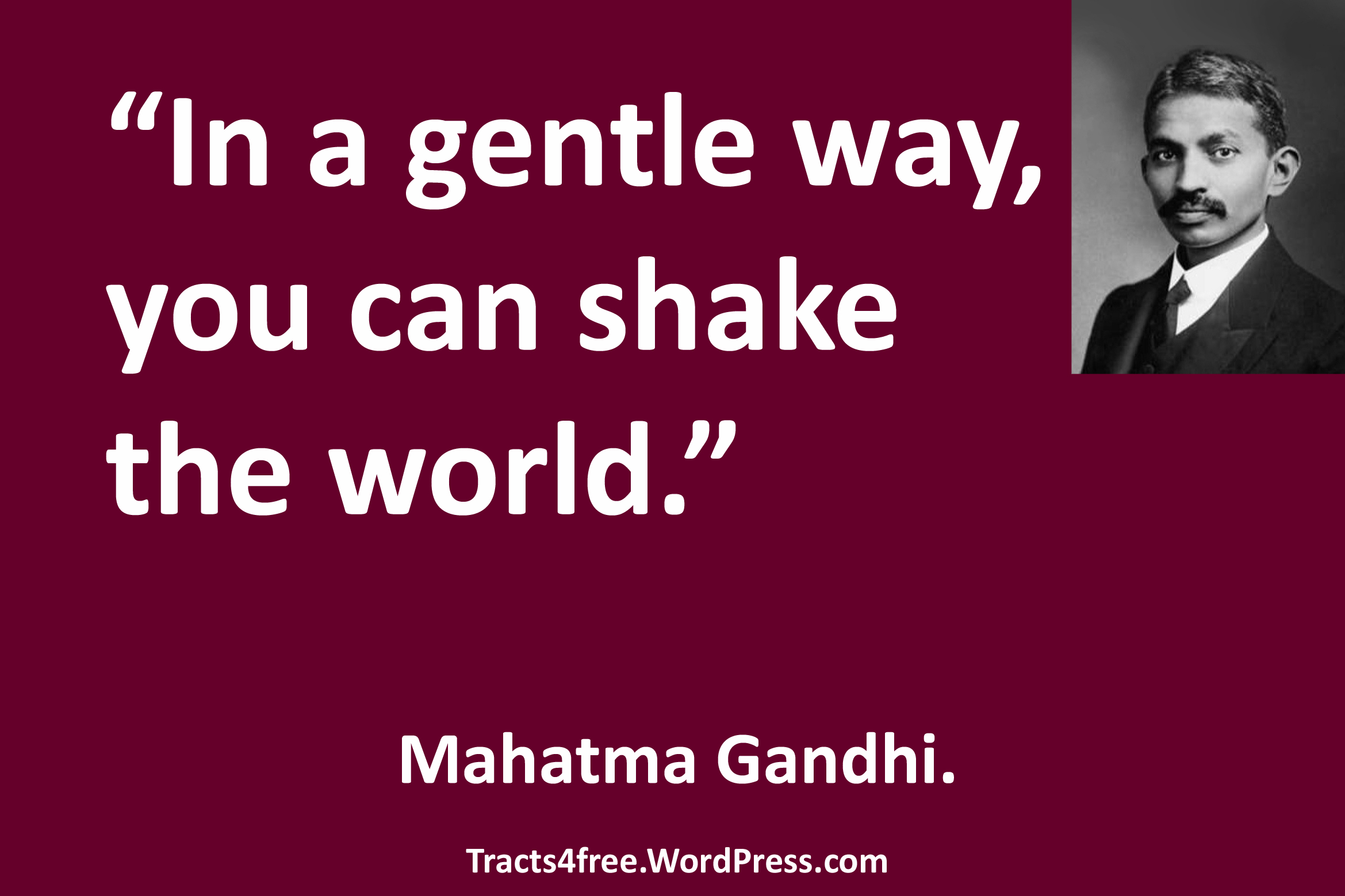 GandhiGentleWay