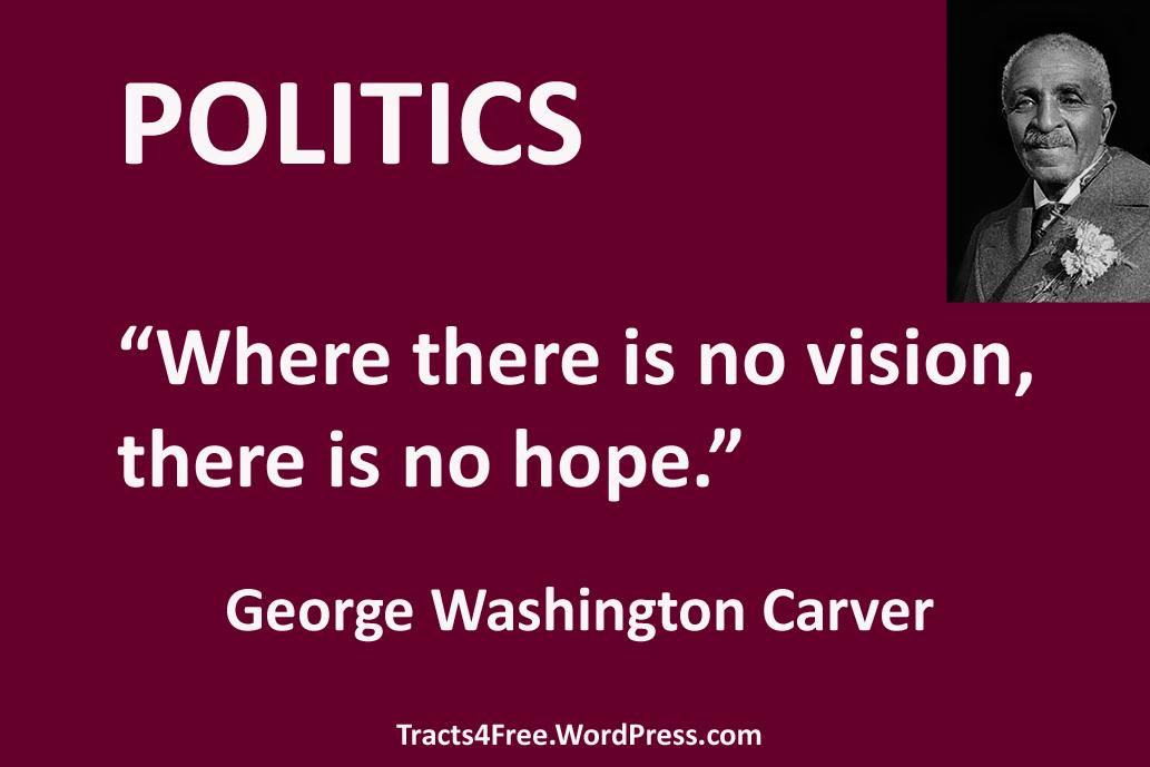 GeorgeWashingtonCarverVisionHope
